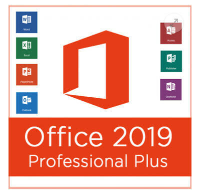 Microsoft Office 2019 Professional PLUS Pro - SPECIAL OFFER INSTANT DELIVERY!
