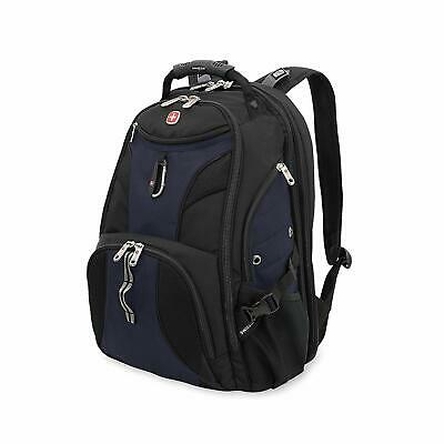Swissgear Travel Gear 1900 Scansmart Tsa Friendly Laptop Backpack Blue
