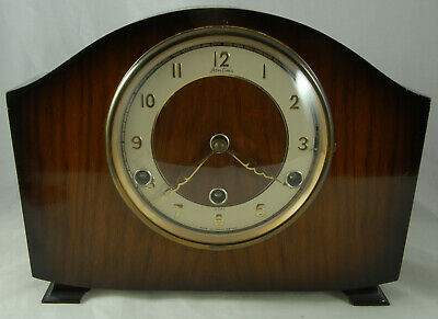 Vintage Bentima Chiming Mantle Clock