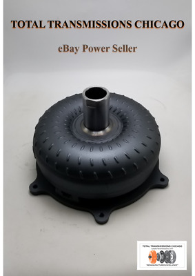 3500-3800 Stall 4L80-4L80E 10 Inch Lock Up Free Shipping No Core Charge