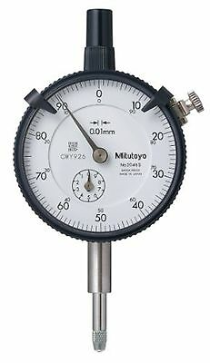 Mitutoyo Dial gauge Dial Indicator 0 ~ 10mm DG 2046S New from Japan F/S w/Track#