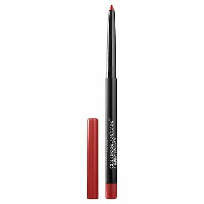 Maybelline Color Sensational Shaping Lip Liner 145 Very Cherry Sealed New