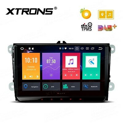 """9"""" Android 8.0 Octa-Core 32GB ROM + 4G RAM Multimedia Player Volkswagen / VW"""