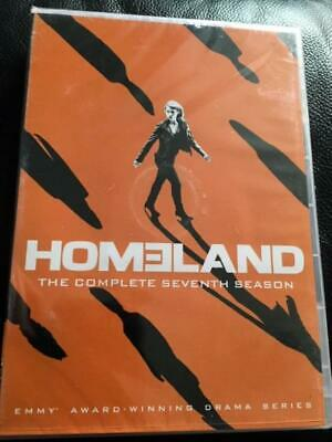 Homeland Season 7 DVD Brand New & Sealed Fast & Free Delivery