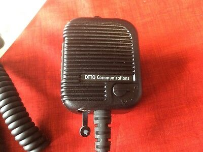 NEW IN THE BOX OTTO Communications V2-10048 Mic for Radio Remote Speaker  NIB