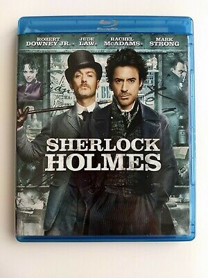 Sherlock Holmes (Blu-ray Disc, 2013) combined shipping-loads of movies!!