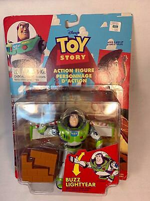 Disney Toy Story Buzz Lightyear Action Figure Canadian Complete in Package