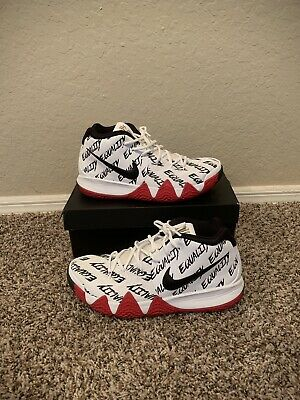 low priced 9db06 8266e Air Nike Kyrie 4 BHM Equality Size 11 Shoes Black History Month AO3167