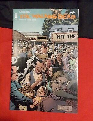 Walking Dead # 142 Nm Amc Tv By Robert Kirkman Story, Adlard Art Rick Grimes