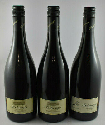 Pertaringa Undercover Shiraz  2006, 2007 and 2011, Nice Tasting lot.