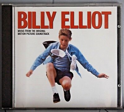 Billy Elliot Music from the Original Motion Picture Soundtrack CD (2000)