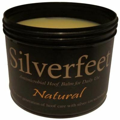 Silverfeet Barrier Protection and Hoof Balm for Daily Use [Natural]
