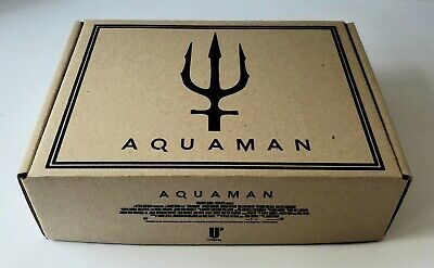 Aquaman [U'mania] 1-Click Empty Box **No Steelbooks / No Blu-Ray Discs**