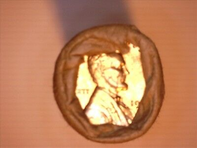 1958P Lincoln cent roll Gem Brilliant Uncirculated