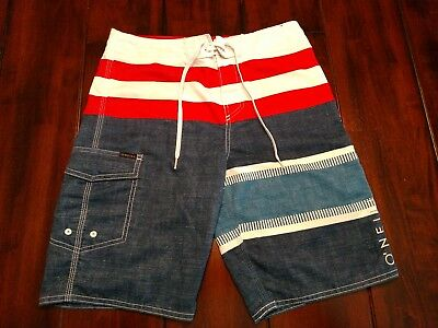 92780d542d PABST BLUE RIBBON PBR Beer Board Surf Shorts O'Neill 36 Waist ...