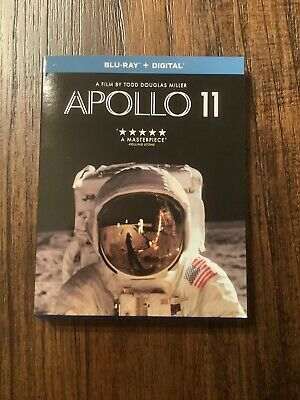 Apollo 11 (Blu-ray, 2019)