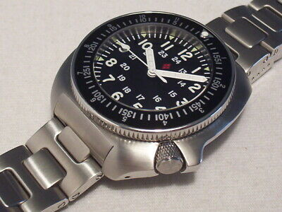 Dagaz Typhoon T2 Deluxe, Gmt And Military Countdown Bezel, Sapphire, Mint