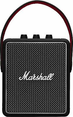 Marshall - Stockwell II Portable Bluetooth Speaker - Black