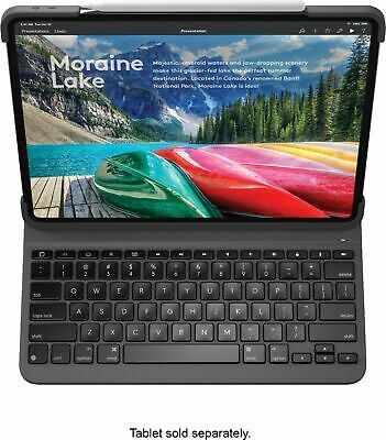 "Logitech - Slim Folio Pro Keyboard Case for Apple iPad Pro 12.9"" (3rd Generat..."
