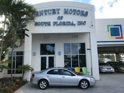2005 Dodge Stratus  Power Sunroof Power Windows Alloy Wheels Cloth Seats