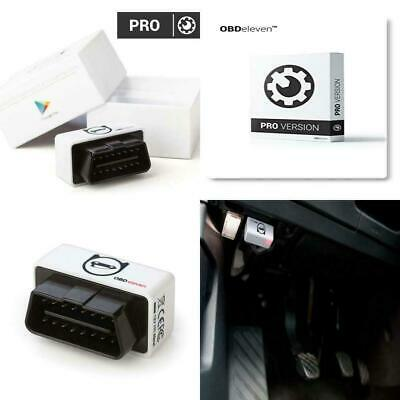 OBDELEVEN PRO EDITION by Voltas IT, VW AUDI OBD2 Scan Tool