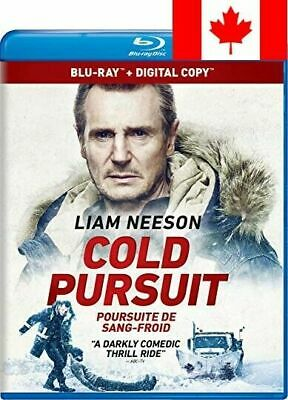 Cold Pursuit  [Blu-ray + Digital HD]