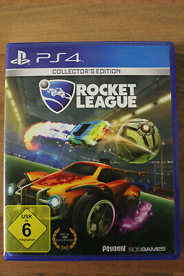 Rocket League - Collector's Edition (Sony PlayStation 4, 2016, DVD-Box)