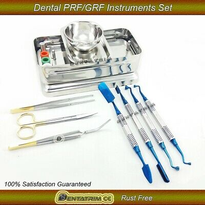 Dental PRF Centrifuge System GRF Instruments Box Set Implant Surgery Kit Implant