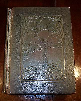 Antique Roycroft Hubbard Book Little Journeys Eminent Philosophers 1916