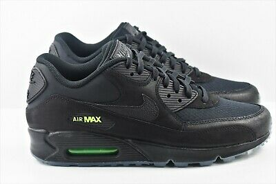 ed841cac10 NIKE AIR MAX 90 Mens Size 8.5 Shoes Black Night Ops AQ6101 001 ...