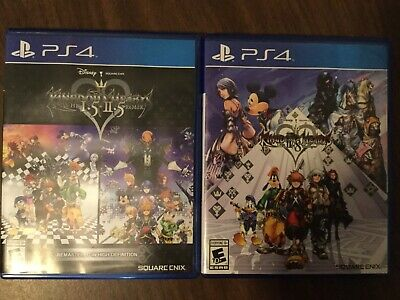 Kingdom Hearts 1.5 + 2.5 And 2.8 Final Chapter Prologue PS4
