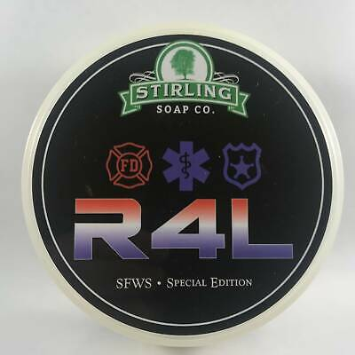 R4L Shaving Soap Special Edition - by Stirling Soap Co. (pre-owned)