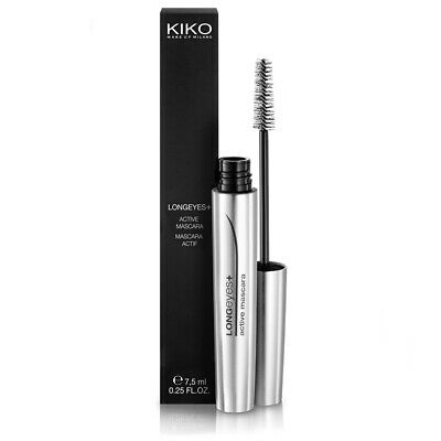 9c90936113e Kiko Milano Longeyes Plus Active Mascara ,With Lengthening Effect. Italy.