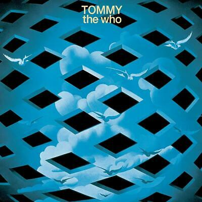 The Who – Tommy - REMASTERED CD - Classic Rock -  BRAND NEW & SEALED!