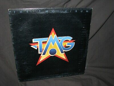 """Ted Mulry Gang """" The T.M.G. Album """""""