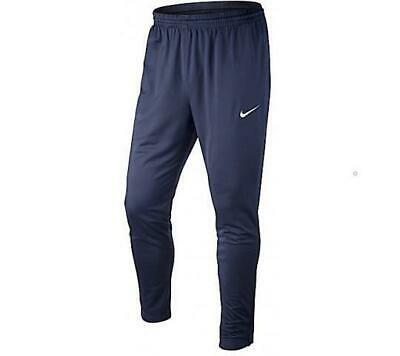 Nike Kids Junior Woven Cuffed Joggers Tracksuit Bottoms Sweat Pants Navy