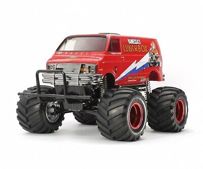 TAMIYA 1:12 RC Lunch Box Red Edition 47402 RC Bausatz