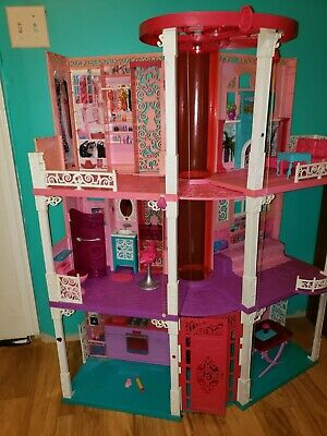 2013 Barbie Dream House by Mattel Discontinued Collector's Item