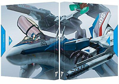 Macross Delta 01 Special Equipment Limited Edition Blu-Ray F/S W/Tracking #