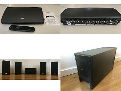 BOSE Lifestyle V35 Home Theater Entertainment System 5.1 Channel with Speakers