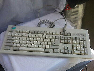 Chicony AT Style Keyboard Compaq - Model KB-5311 Made in Thailand 5 PIN DIN