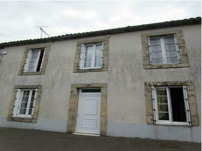 France:village House With 3 Bedrooms, Bathroom, Garage-Great Holiday Home:£23000