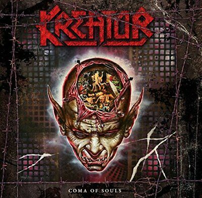 Coma of Souls KREATOR 2 CD SET ( remastered re issue on dijipack)