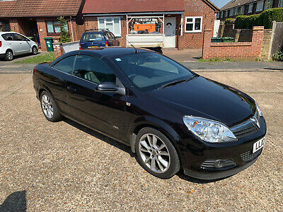 Vauxhall Astra 1.8 Twin Top Design Cabriolet Convertible 63,852 Miles, 2010