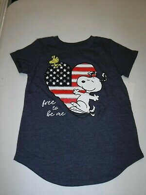 Girl/'s Size 5 Jumping Beans Navy Americana Elastic Waist Scooter Nwt #8875
