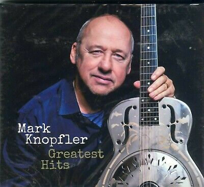 2CD Mark Knopfler - Greatest Hits Collection Music 2CD