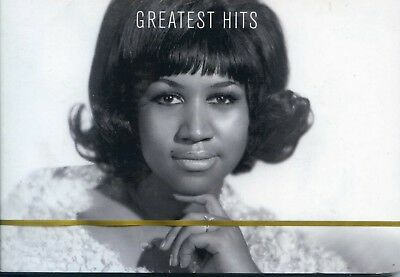 2CD   Aretha Franklin - Greatest HITS MUSIC Collection 2CD NEW AND SEALED