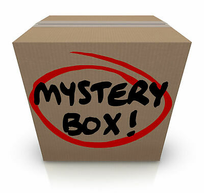 Mystery box 1! New Pound lines, clothing, games, dvds Minimum 15 Items