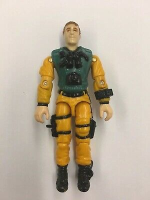 Left Arm        C8.5 Very Good GI Joe Body Part 1989 TARGAT T.A.R.G.A.T