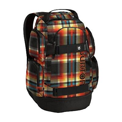 "Burton Distortion Pack backpack 15"" laptop skateboard"